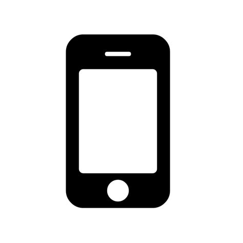 mobile phone icon font plik mobile phone font awesome svg wikimedia polska