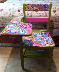 Desk Painting Ideas Top 57 Ideas About Desk On Painted Chairs Kid Furniture And Furniture