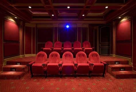 media room size million dollar media room sound vision