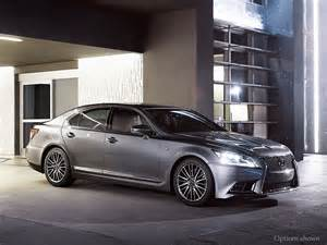 Lexus Ls 2017 Lexus Ls Luxury Sedan Features