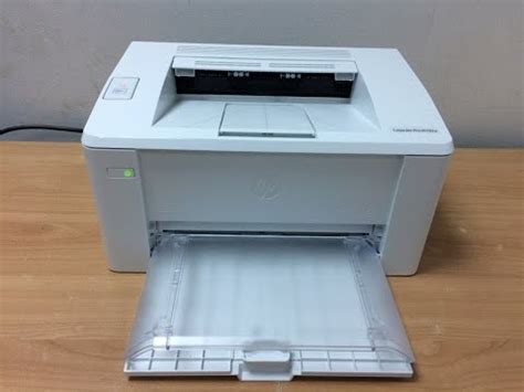 Hp Laserjet Pro M102a Printer New hp laserjet pro m102a printer unboxing