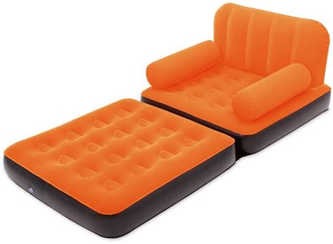 5 In One Sofa Bed Reviews by 5 In 1 Air Sofa Bed Single Soft Comfortable Neon