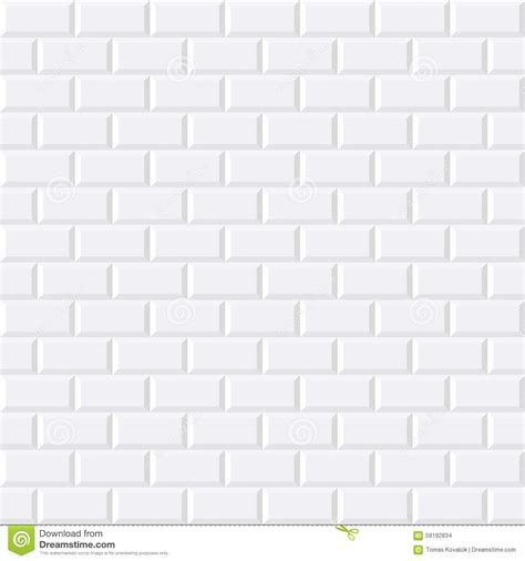 brick vector picture brick tile backsplash white tiles ceramic brick stock vector illustration of