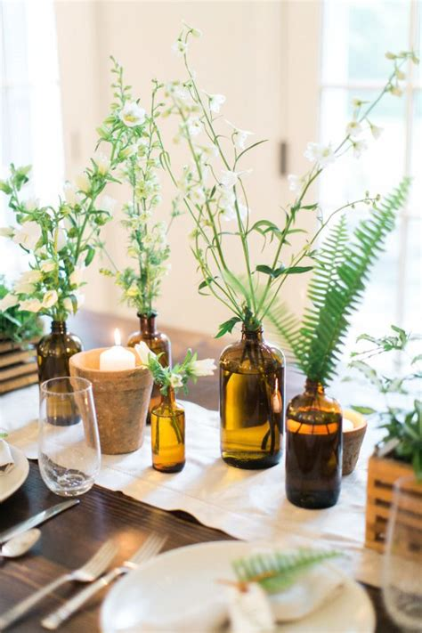 dining table centerpiece ideas 17 best ideas about dining table decorations on pinterest
