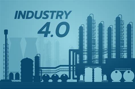 industry  concept smart factory solution