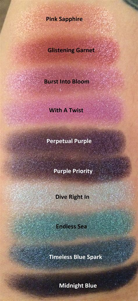 the eye is the l of the l oreal infallible eyeshadow swatches beautytalk