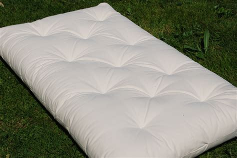 organic cotton futon mattress organic cotton mattresses