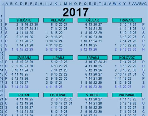 Kalender 2017 Herunterladen Calendar 2017 Printable Calendars Of 2017 For Free