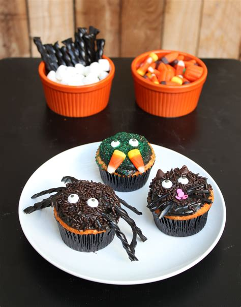 halloween cupcakes creepy halloween cupcakes 52 kitchen adventures