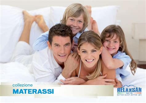 relaxsan materasso materasso memory memotouch materassi relaxsan materassi
