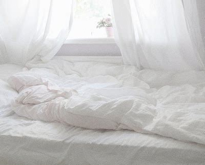 white bed sheets tumblr love your place wake up with white wednesday