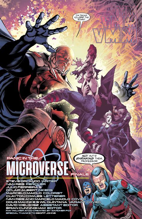dc comics rebirth spoilers justice league of america dc comics rebirth justice league of america 17 spoilers dc universe rebirth 1 atom ray