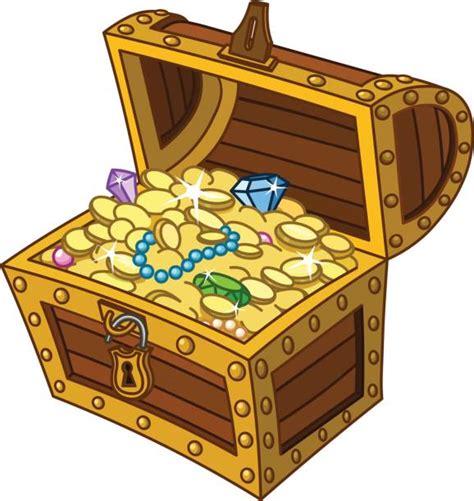 A Box Of Treasures by Treasure Clipart Vector Pencil And In Color Treasure