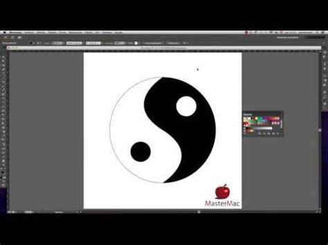 illustrator tutorial yin yang full download adobe illustrator yin yang symbol tight style