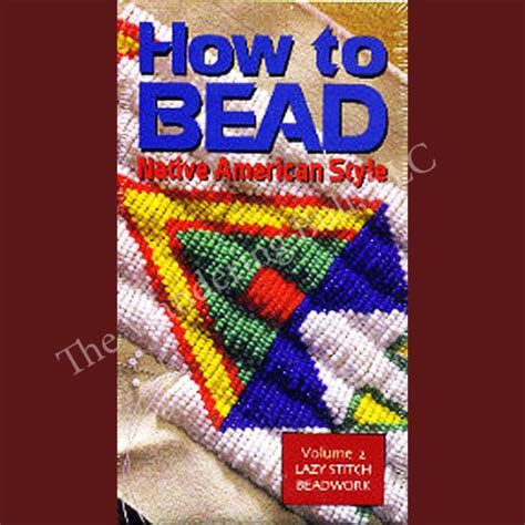 lazy stitch beading how to bead vol 2 lazy stitch the wandering bull