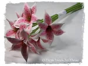 stargazer bouquet items similar to stargazer bouquet paper wedding bouquet on etsy