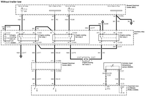2006 Ford Freestar Fuse Box Diagram Online Wiring Diagram