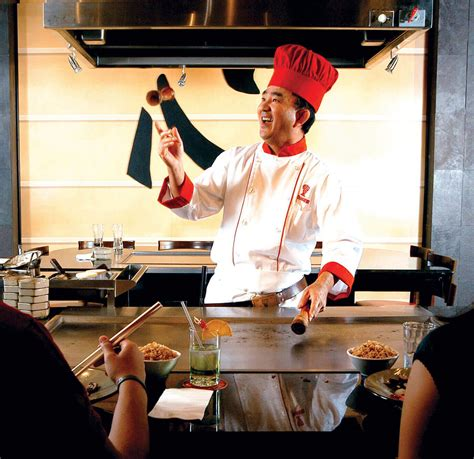 Chef S Table Benihana Teppanyaki And Hibachi Experience Photo Gallery Benihana
