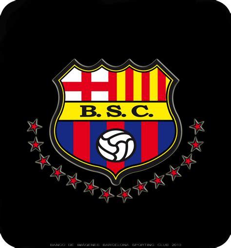 del escudo barcelona sporting club guayaquil ecuador rojo banco de imagenes de barcelona sporting club escudo bsc