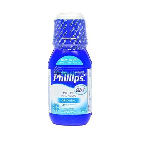 Phillips Milk Of Magnesia phillips milk of magnesia 355ml m medix