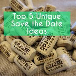 Save The Dates Ideas Unique Save The Date Ideas The Life Bath