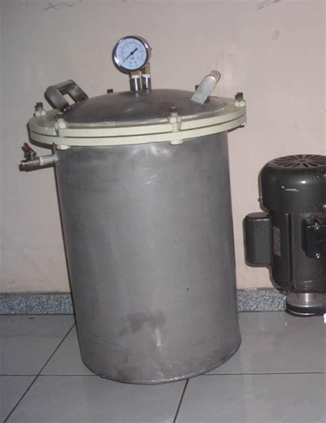 Alat Dudukan Jam Alat Penahan Jamtatakan Jam jamur tiram putih autoclave untuk sterilisasi media