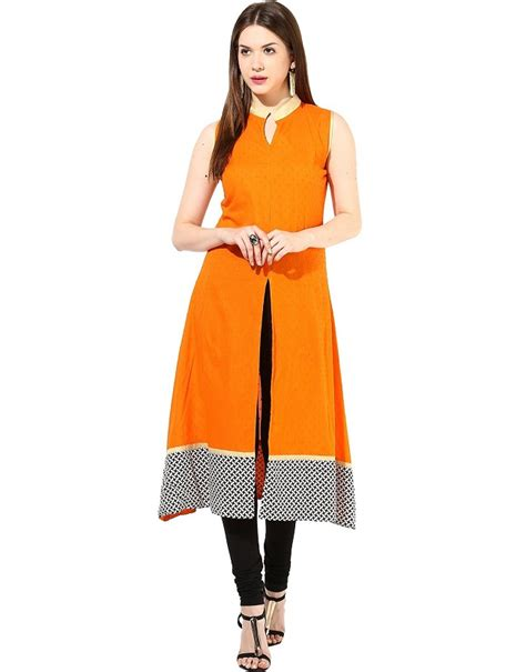 kurta top pattern latest designer kurtis with different cut types looksgud in