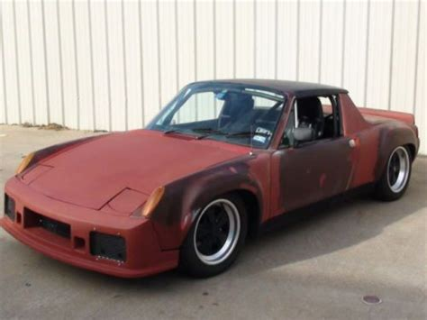 porsche 914 modified sell porsche 914 modified rod to 400 hp