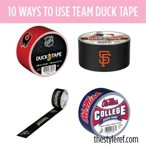 10 Ways To Choose A College by 10 Ways To Use Team Duck 174 The Style Ref The