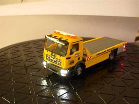 adac abscvhlepper heinrich 1 87 mit beleuchtung - Beleuchtung Für Modellautos 1 87