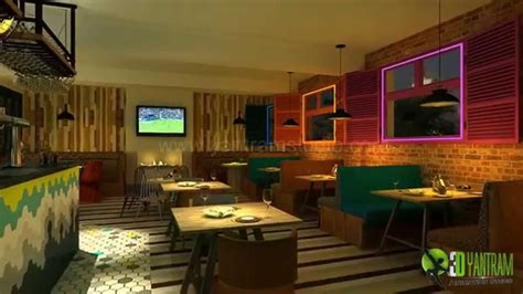 3d Interior Design Service visualize your bar interior design with 3d interior design