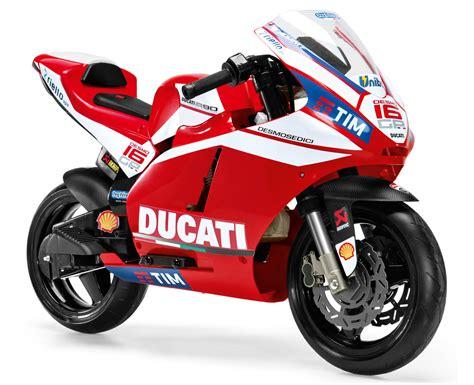 Motorrad Oldtimer Ducati by 12v Peg Perego Ducati Gp Motorrad Kinderauto Shop