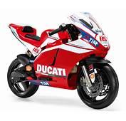 Moto Jouet 12 V Ducati Gp  SuperBaby