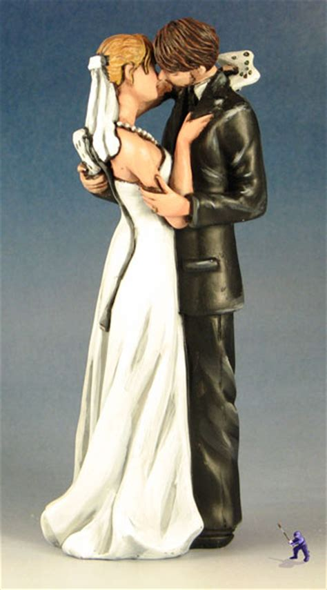 Gamer Wedding Cake Topper – Gamer Wedding Cake Toppers images