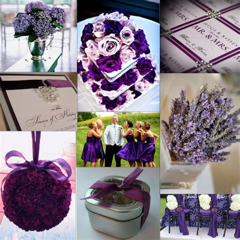 Hermes Home Decor by Wedding Inspirationboard Purple And Silver Bellini Buzz