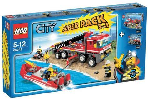 City Set 3 66342 1 city pack 3 in 1 brickset lego set guide