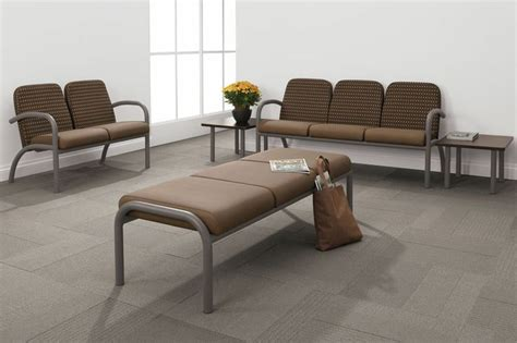 waiting room couch aubra hospital waiting room furniture delivers comfort and