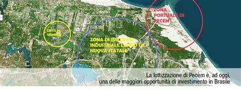 consolato italiano fortaleza vendita terreni edificabili per ottimi sicuri investimenti