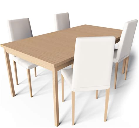 and bim object extendable dining table ikea