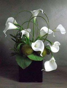 orchid arrangement jadore white with mini white orchids