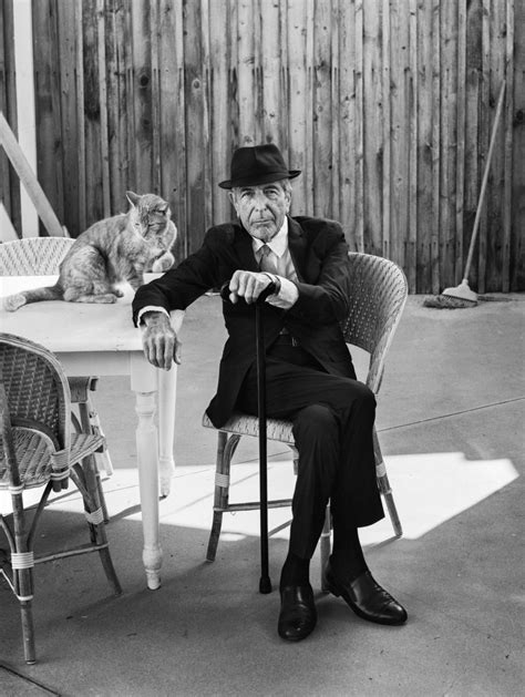 The Crack in Everything Widens: A Dirge for Leonard Cohen