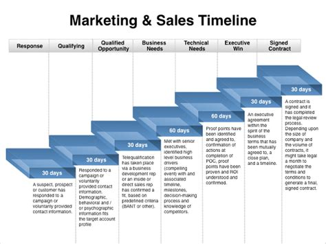 sales and marketing plan template marketing timeline template 7 free excel pdf documents free premium templates