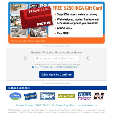 Ikea Gift Cards At Kroger - ikea gift card to visit ikeaca simply click on the pin for full rules and fill