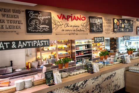 Fast Food Kitchen Design wiesbaden vapiano erstrahlt im neuen frischen look www