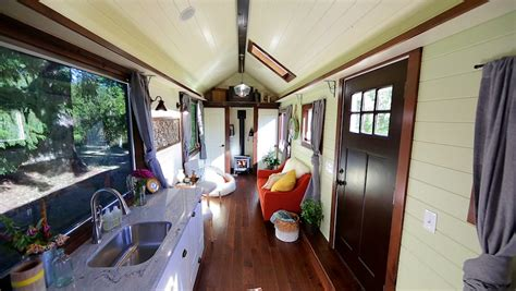 tiny heirloom s larger luxury tiny house on wheels victorian tiny house tiny house swoon