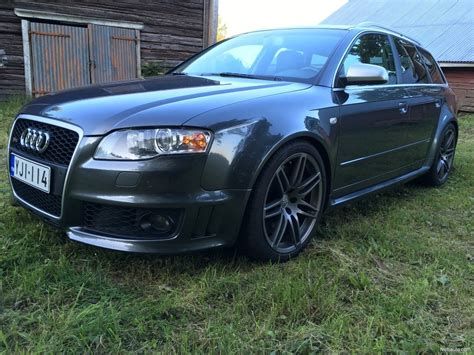 audi rs4 station wagon audi rs4 avant 4 2 v8 quattro 5d station wagon 2007 used