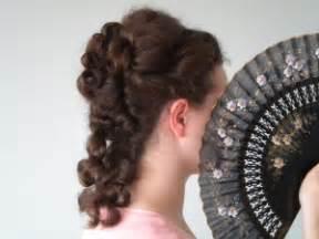 hair style of 1800 1800 s locksofelegance