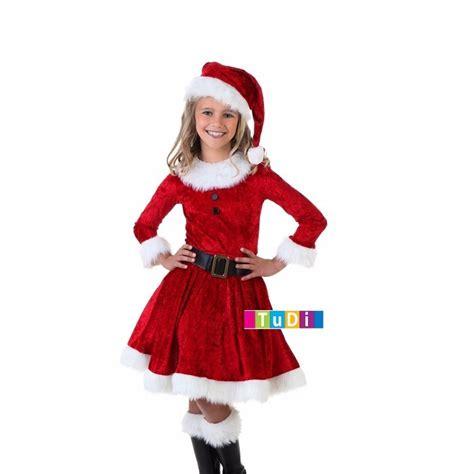 imagenes de disfraces de santa claus para mujeres disfraz santa claus ni 241 a navidad festival disfraces tudi