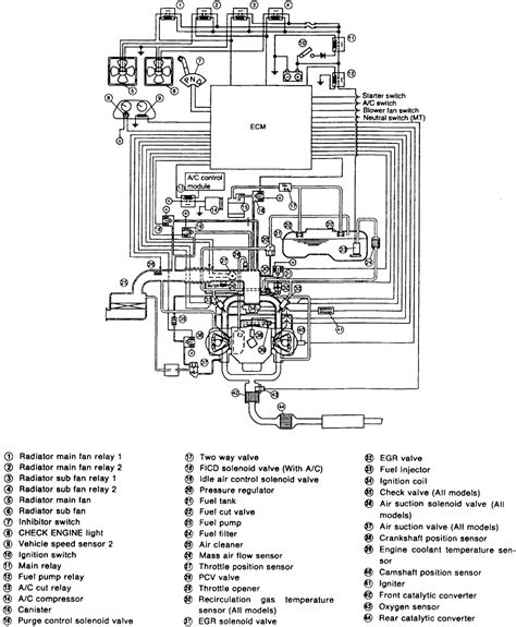 wiring diagram    chevy   cpi fuel injection