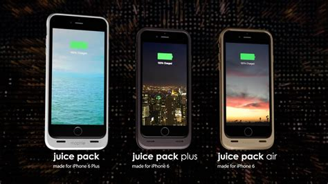 Mophie Juice Iphone 6 Plus introducing the mophie juice pack line for iphone 6 6 plus